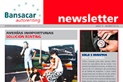 Newsletter Bansacar